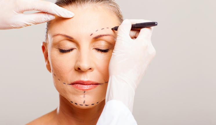 Cosmetic surgery procedures rise - Aesthetics